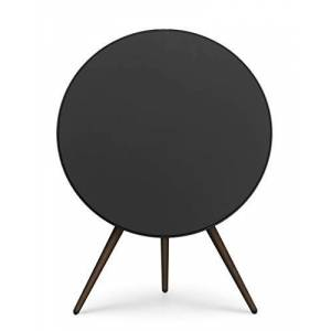Bang & Olufsen Beoplay A9 4th Generation Speaker Iconic Wireless Speaker, Black with Walnut Legs