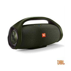 JBL Boombox Altavoz Bluetooth portátil (Impermeable, 24 Horas de reproducción), Color Verde