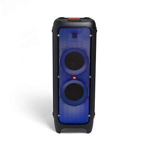 JBL PartyBox 1000 Sistema de Audio Bluetooth inalámbrico de Alta Potencia, Color Negro