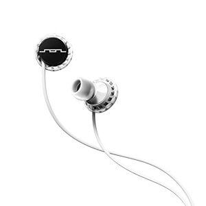 SOL REPUBLIC 1151-41 / SOL-EP1151WT Aislamiento de sonido Con cable In-ear Blanco Negro