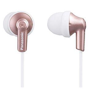 Panasonic Ergofit Audífonos intraurales, Sin micrófono, Rose Gold