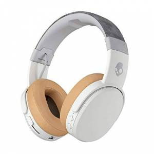 Skullcandy , Audifonos Inalámbricos Bluetooth, Crusher, Mod. S6CRW-K590, Blanco.