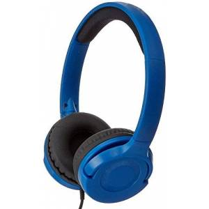 Amazon Basics HP01-V2 blue On-ear Azul