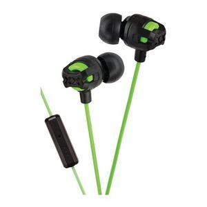 JVC HAFR201G In-ear Verde