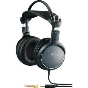 JVC HARX700 Precision Sound Full Size Headphones Black