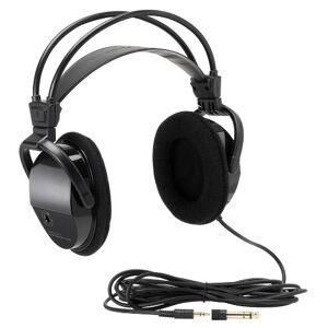 Pioneer SE-M390 Negro Supraaural Diadema Audífono Audífonos (Supraaural, Diadema, 5 29000 Hz, 1500 mW, 105 Db, 32 Ohmio)