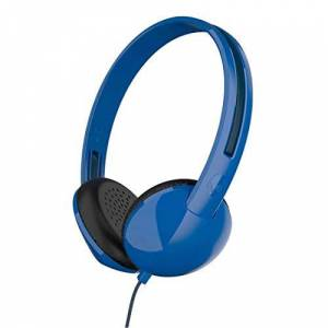 Skullcandy Stim Blue Auricular para móvil Biauricular Diadema Azul Alámbrico Auriculares (Alámbrico, Diadema, Biauricular, Circumaural, Azul)