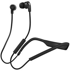 Skullcandy Smokin' Buds Auriculares inalámbricos Bluetooth con micrófono (2 unidades), Negro, Una talla