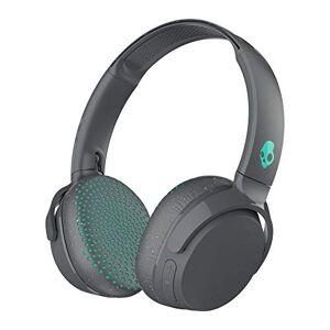 Skullcandy Riff Wireless Headphones, Gray/Speckle/Miami