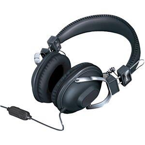 i.Sound Isound HM-260 Bocinas de cable con micrófono en línea y control de volumen Negro