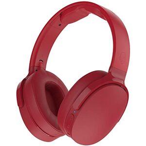 Skullcandy Hesh 3, inalambricos, Bluetooth,Cancelación de ruido,Diadema (Rojo)