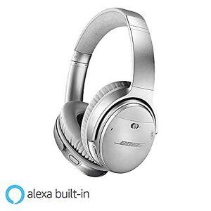 Bose Audífonos inalámbricos QuietComfort 35 II, con Amazon Alexa integrada