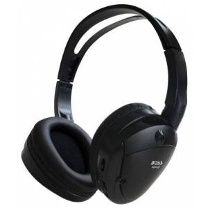 Boss Audio HP12 Infrared Foldable Cordless Headphone
