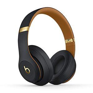 Beats by Dr. Dre Audífonos on-Ear BeatsStudio3Wireless con cancelación de Ruido, Chip W1 para audífonos diseñado por Apple, BluetoothClass1, cancelación de Ruido Activa, 22Horas de Audio Negro Nocturno