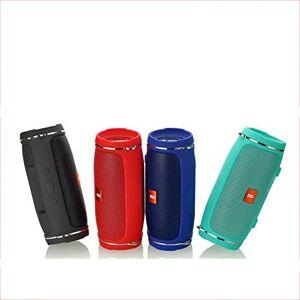 BSADX Altavoz Portátil Inalambrica Bluetooth,para Smartphones, Tablets, Fiesta, Viajes, Playa_Mini Correa Exterior para Deportes Radio ~ mini4 (con Correa) _Azul