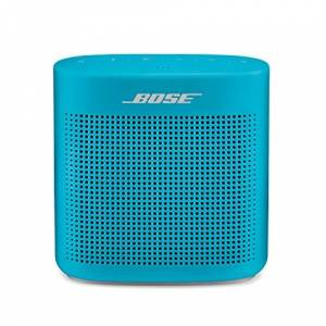 Bose SOUNDLINK COLOR ll Bocina Bluetooth, color azul