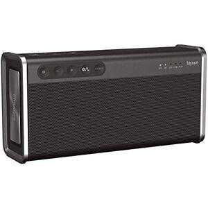Creative Labs iRoar Go Stereo Portable Speaker Negro Altavoces portátiles (3.81 cm, 6.35 cm, Inalámbrico y alámbrico, A2DP, Altavoz portátil estéreo, Negro)
