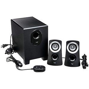 Logitech Z313 Sistema De Audio 2.1 Negro
