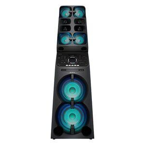 Sony MHC-V90DW Equipo de Sonido, Color Negro