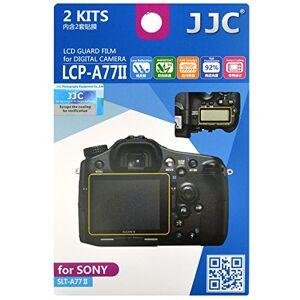 JJC lcp-a77ii LCD GuardProtector de visualización duro revestimiento protector de visualización para Sony slt-a77ii
