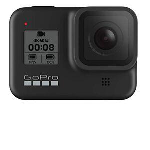 GoPro Hero 8 Cámara de Acción, color Negro