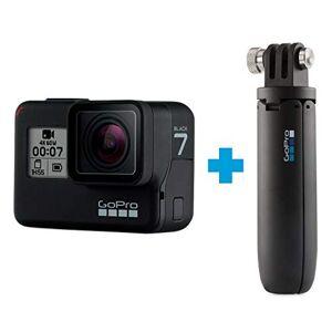 GoPro Bundle HERO7 Black + Shorty con Batería Recargable, Cable USB C.7