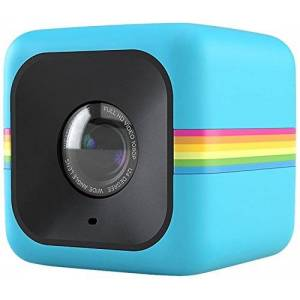 Polaroid Cube HD 1080p Lifestyle Action Video Camera (Blue)