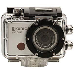 König CSACW100 8MP Full HD CMOS cámara para Deportes de acción Cámara Deportiva (Full HD, 1920 x 1080 Pixeles, 60 fps, 1920 x 1080 Pixeles, AVI, CMOS)