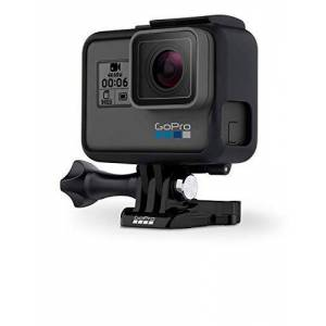 GoPro HERO6 Black 4K Action Camera (Renewed) cámara de acción
