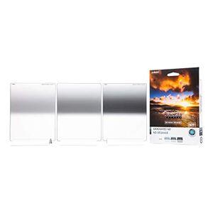 Cokin Filtro Cuadrado NUANCES Extreme Kit de Marcha atrás Incluye filtros XL (X) Series RGND4 RGND8, RGND16