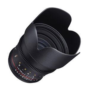 Samyang Cine DS SYDS50M-C 50mm T1.5 AS IF UMC Full Frame Cine Lens for Canon EF