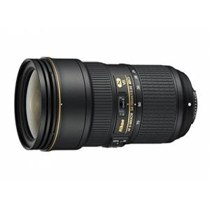 Nikon 20052 AF-S FX NIKKOR 24-70mm f/2.8E ED Vibration Reduction Zoom Lens with Auto Focus for  DSLR Cameras