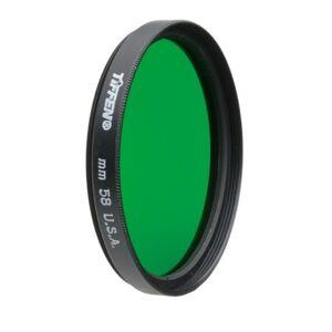 Tiffen 58 Filtro (55 mm), Color Verde