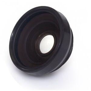 Digital Nc 0.45x High Grade (Black) Wide Angle Conversion Lens (25mm) For Sony Handycam DCR-DVD105