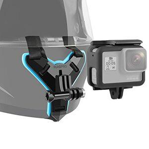 CAOMING Casco Montaje en cinturón + Soporte de Marco de Borde Jaula Protectora for GoPro HERO7 Negro / 6/5 Durable