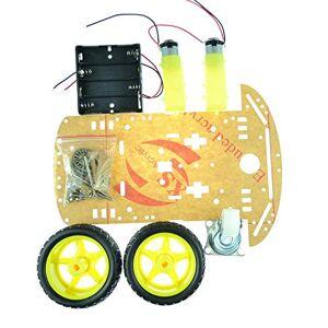 Forever0MXharbor Inteligente Inteligente Trcking Line Follower Módulo para Evitar Obstáculos para Arduino Reflectance Optical Switch Robot Car