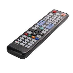 DalkeyieComma TV Control Remoto Reemplazo Perfecto para Samsung Aa59-00431A Control Remoto Inteligente de televisión Control Remoto, Control Remoto (baterías no Incluidas)