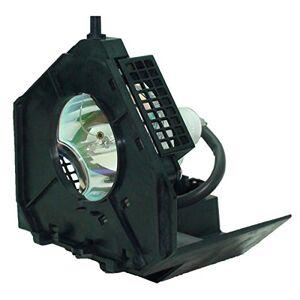 Lutema Platinum Lámpara con Carcasa para Televisión RCA HD61LPW164YX3(M1) (Foco Philips Original)