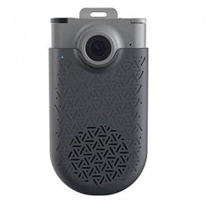 ZAGG Now Cam Social Video, Camera, and Bluetooth Speaker Gray