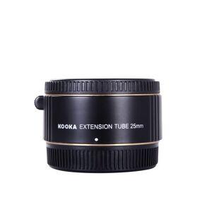 Kooka kk-o2525mm cobre Macro Tubo de extensión AF para Close-Up imagen para Olympus Cámaras Réflex