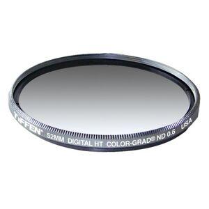 Tiffen 52HTCGND6 52MM Digital HT Grad ND 0.6 Titanium Filter