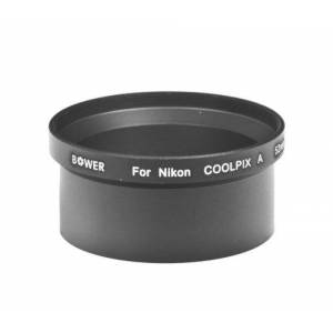 BOWER ANCPA Nikon Coolpix A Tubo Adaptador (52 mm), Color Negro