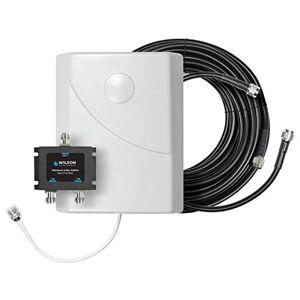 weBoost Wilson Kit de expansión de Antena Triple  3 Antenas de Panel, Cable, 50 Ohm Expansion Signal Booster Kit White