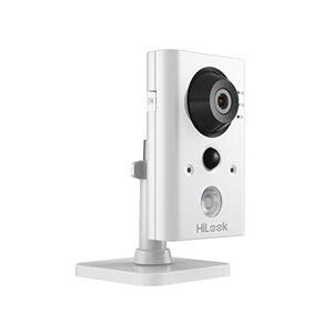HiLook IPC-C220-D/W Cámara de vigilancia (Cámara de Seguridad IP, Interior, Inalámbrico y alámbrico, Cubo, Escritorio, Negro, Blanco)
