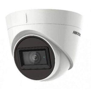 Hikvision Eyeball TURBOHD 4K (8Megapixeles) / Gran Angular 102 / Lente 2.8 mm/Exterior IP67 / IR EXIR de 60 MTS/TVI-AHD-CVI-CVBS/dWDR
