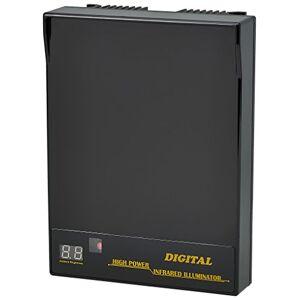 PST SPT Security Systems 15-IL38L10 Outdoor Digital Laser Infrared Illuminator (Black)