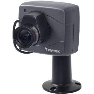 VIVOTEK IP8152-F4 IP Security Camera Interior Caja Negro 1280 x 1024Pixeles Cámara de vigilancia (Cámara de Seguridad IP, Interior, Caja, Negro, Techo/Pared, Poder, Estado)