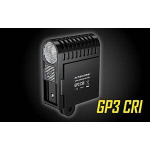 Nitecore GP3 CRI 270 lúmenes USB Recargable cámara de acción luz para GoPro 3 y cámaras de acción Sony