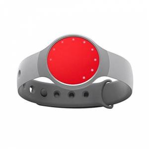 Misfit Flash activity trackers (Wristband, Grey, Red, Polycarbonate, Thermoplastic urethane (TPU), LED, Wireless, 4.1)