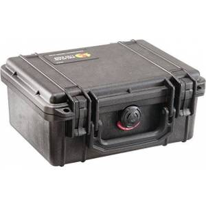 Pelican Products Pelican 1150 Case with Foam for Camera (Silver)
